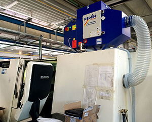 Solutii si echipamente diltrare aer industrial