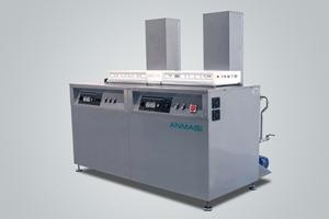 Masini de spalat cu ultrasunete in mai multe etape