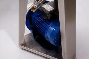 Carcasa filtru din otel inoxidabil pentru filtre saci sau cartuse filtrante