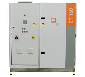 Evaporator pentru tratarea apelor de proces prin distilare
