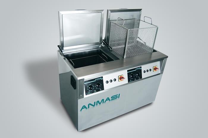 Masina de spalat ANMASI Seria Combi cu ultrasunete