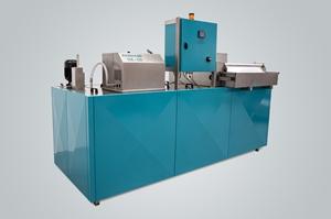 Sistem centralizat pentru filtrarea continua a lichidelor din proces,