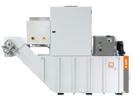 Sistem centralizat filtrare uleiuri, emulsii