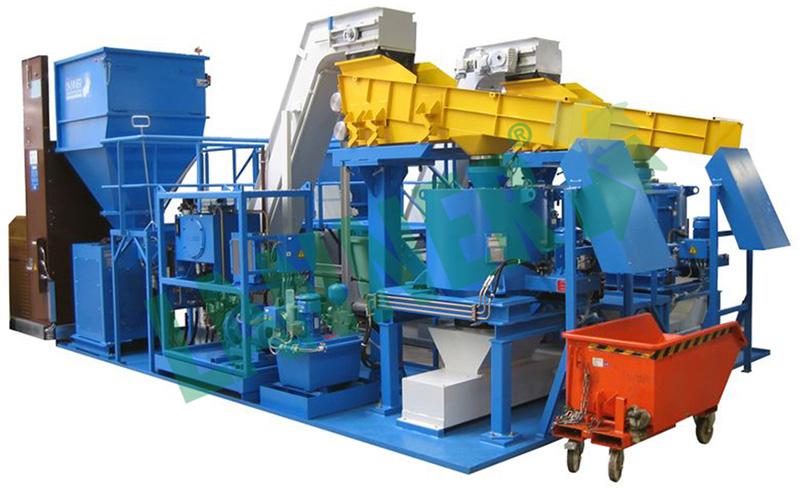 Sisteme complete prelucrare centrifugare span
