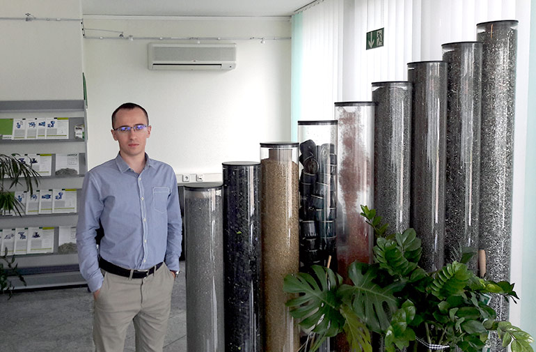 Lanner specialistul german in procesarea spanului de la CNC
