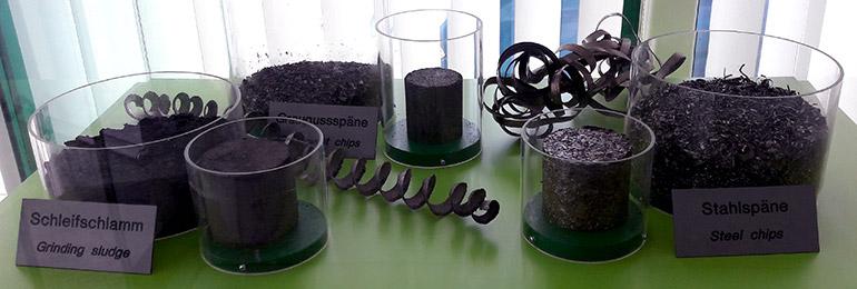 Masina de brichetat span de la prelucrari mecanice CNC