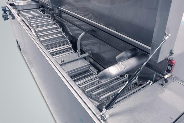 masina-de-spalat-curatat-piese-industriale-cu-banda-transportoare-beltline