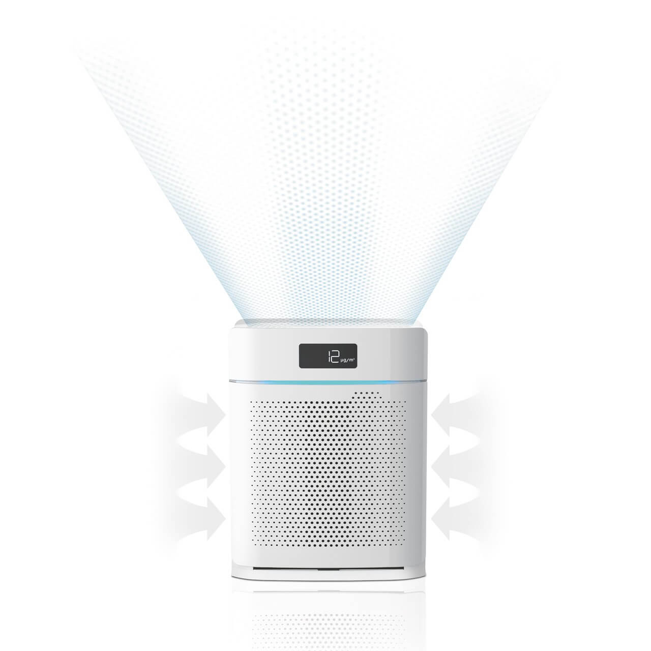 filtrare-aer-camere-mici-cu-senzor-calitate-aer-IDEAL-AP25